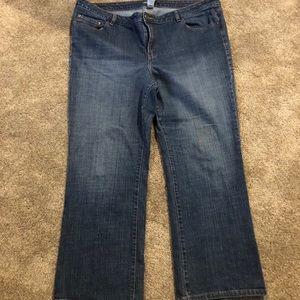 Venezia Lane Bryant jeans Right Fit